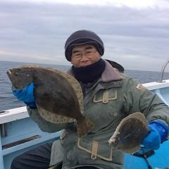 1月27日(金) 午前便・泳がせ釣りの写真その2