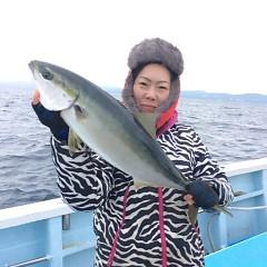 1月27日(金) 午前便・泳がせ釣りの写真その3