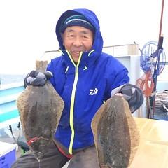 1月27日(金) 午前便・泳がせ釣りの写真その4