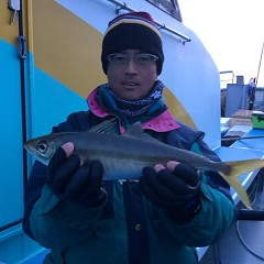 1月27日(金) 午後便・アジ釣りの写真その2