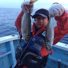 1月27日(金) 午後便・アジ釣りの写真その3