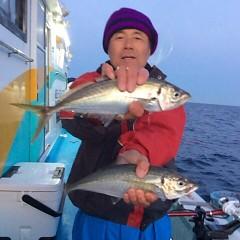 1月28日(土) 午後便・アジ釣りの写真その2