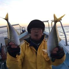 1月28日(土) 午後便・アジ釣りの写真その3
