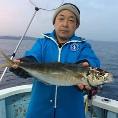 1月29日(日) 午後便・アジ釣りの写真その1
