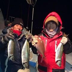 1月29日(日) 午後便・アジ釣りの写真その2