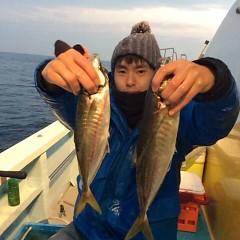 1月29日(日) 午後便・アジ釣りの写真その4
