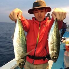 1月29日(日) 午後便・アジ釣りの写真その5