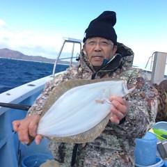 2月11日 (土)午前便・泳がせ釣りの写真その2
