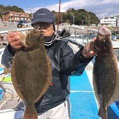 2月11日 (土)午前便・泳がせ釣りの写真その3