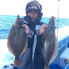 2月19日 (日)1日便・泳がせ釣りの写真その3