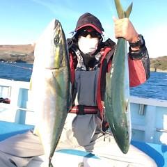 2月24日 (金)1日便・泳がせ釣りの写真その1