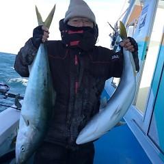 2月24日 (金)1日便・泳がせ釣りの写真その2