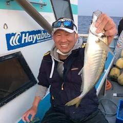 2月26日 (日)午後便・アジ釣りの写真その1