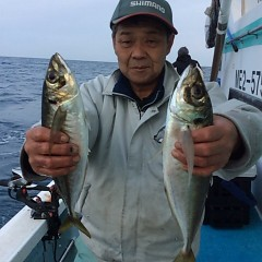 2月26日 (日)午後便・アジ釣りの写真その5