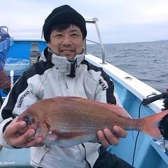 3月18日(土)午前便・アジ釣りの写真その5
