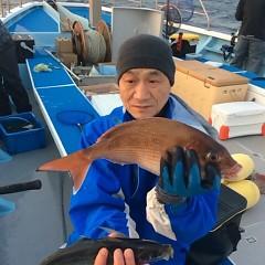 3月19日(日)午前・午後便・アジ釣りの写真その6