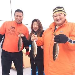3月20日 (月)午後便・アジ釣りの写真その1