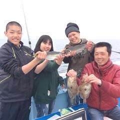 3月20日 (月)午後便・アジ釣りの写真その2