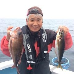 3月20日 (月)午後便・アジ釣りの写真その3
