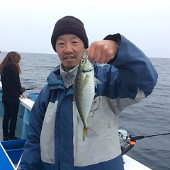 3月20日 (月)午後便・アジ釣りの写真その4
