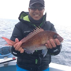 3月25日 (土)午後便・アジ釣りの写真その3
