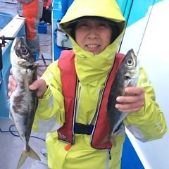 3月26日 (日)午後便・アジ釣りの写真その1