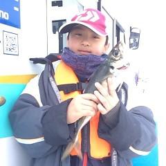 3月30日 (木)アジ釣りの写真その1