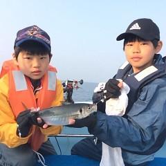 3月30日 (木)アジ釣りの写真その2