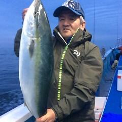 4月20日(木)午前・アジ釣り・午後便・マダイ釣りの写真その1