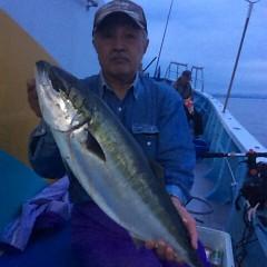 4月20日(木)午前・アジ釣り・午後便・マダイ釣りの写真その2