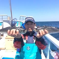 4月28日 (水)午前便・アジ釣りの写真その2