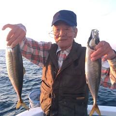 4月28日 (水)午後便・アジ釣りの写真その5