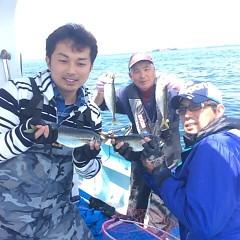 4月29日(土)午前便・アジ釣り・午後便・ウタセ釣りの写真その3