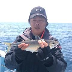 4月30日 (日)午前便・アジ釣りの写真その2
