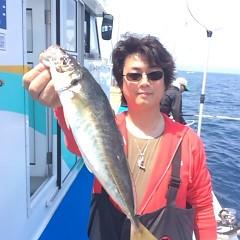 4月30日 (日)午前便・アジ釣りの写真その4