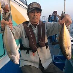 4月30日(日)午後便・ウタセ釣りの写真その1