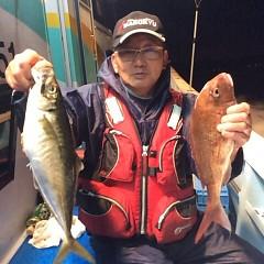 5月16日 (火)午前便・アジ釣り・午後便・ウタセ釣りの写真その4