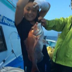 5月22日(月)午後便・ウタセ真鯛釣りの写真その1