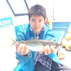 5月29日 (月)午前便・アジ釣りの写真その4