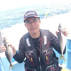 5月29日 (月)午前便・アジ釣りの写真その5