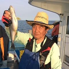 5月29日 (月)午後便・アジ釣りの写真その2