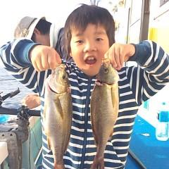 6月10日(土)午後便・アジ・イサキ釣りの写真その1