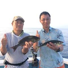 6月10日(土)午後便・アジ・イサキ釣りの写真その4