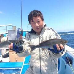 6月13日 (火)午前便・アジ釣りの写真その4