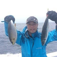 6月17日(土)午前便・イサキ、アジ釣りの写真その2
