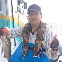 6月17日(土)午後便・イサキ、アジ釣りの写真その2