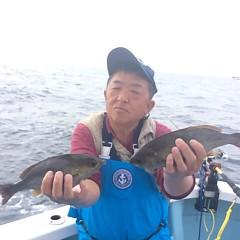 6月17日(土)午後便・イサキ、アジ釣りの写真その3