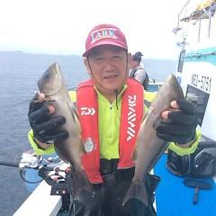 6月26日(月)午午後便・イサキ釣りの写真その4
