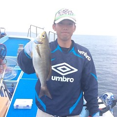 6月26日(月)午午後便・イサキ釣りの写真その5