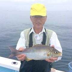 6月27日(火)午前便・イサキ釣りの写真その1